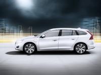 Genève 2011 : la Volvo V60 Plug-in Hybrid Diesel en vidéo