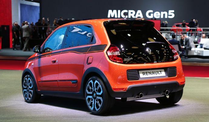 Renault : la Twingo GT à partir de 17000€