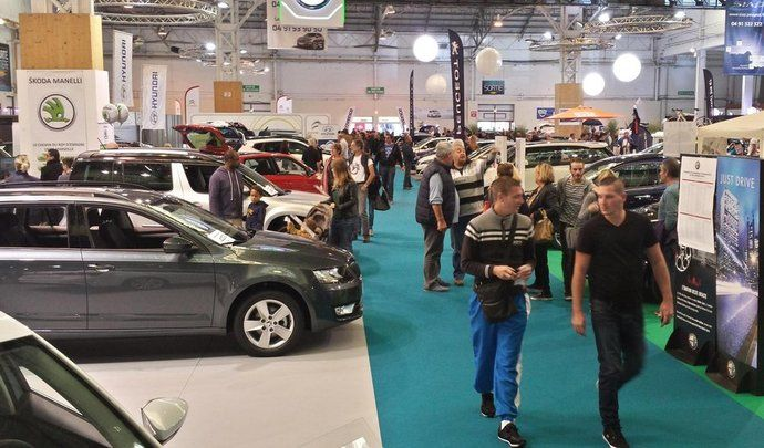 Agenda le salon de l 39 automobile de marseille ouvrira ses - Salon auto marseille ...