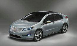 La Chevrolet Volt hybride produite dans l'usine Detroit-Hamtramck en 2010