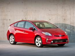 Six voitures sur dix vendues par Toyota en Californie sont hybrides