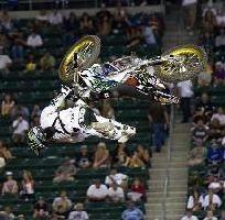 X-Games 15 : Blake Williams en or lors du Freestyle