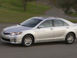 La Chine accueille la Toyota Camry hybride