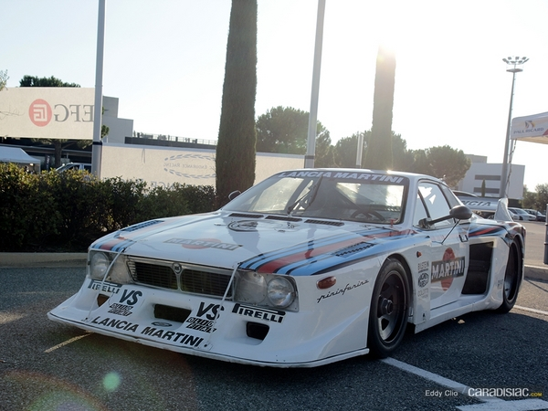 Photos du jour : lancia Beta Montecarlo Turbo (10000 Tours)