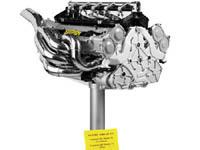 Ferrari : le moteur de la F2001 à vendre !