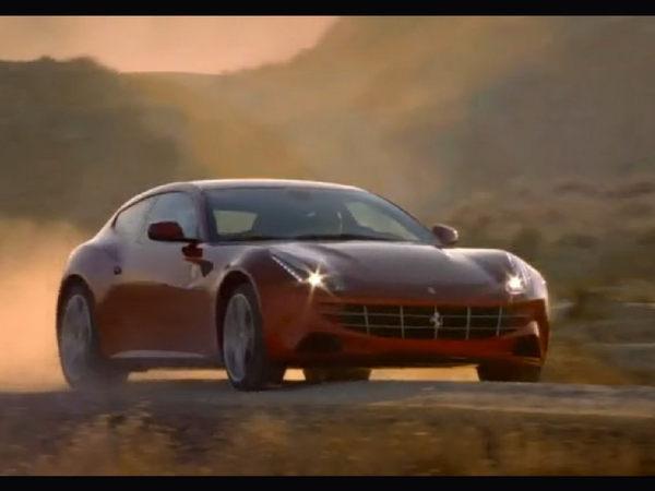 Genève 2011 : enfin une vidéo à la hauteur de la Ferrari FF