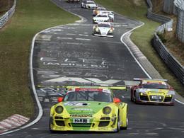 VLN 2010/1ère manche: Porsche à l'honneur, la 911 hybride aussi