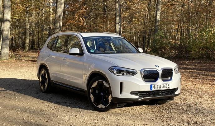 Essai vidéo - BMW iX3 : que vaut le premier SUV électrique de BMW ?