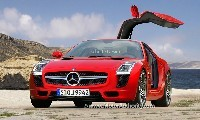 Future Mercedes AMG SLC: comme ça?