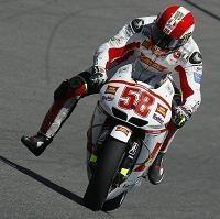 Moto GP - Pays Bas D.2: Simoncelli reste en tête et sur ses roues