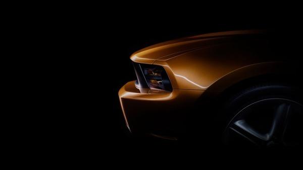 Ford Mustang 2010 : ça se déshabille tout doux