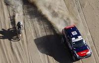 Dakar 2010, étape 8: Victoire de Peterhansel !