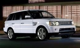 Une version hybride du Range Rover Sport lancée en 2012