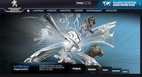 Deux nouveaux sites internet chez Peugeot Scooters