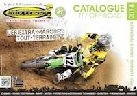 Maxxess: le nouveau catalogue off-road 2014 débarque