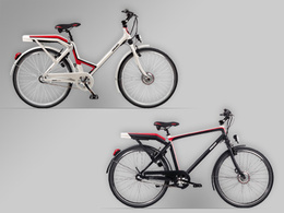 Un vélo à assistance électrique Ducati commercialisé en janvier 2010
