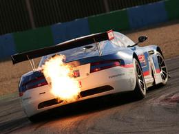 Le LMP Motorsport en GT Tour et FIA GT3 en 2011