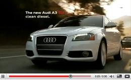 Audi encore et toujours champion du greenwashing