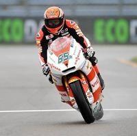Moto 2 - Pays Bas Qualifications: Bradl dans le bon tempo