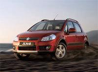 Rappel: Suzuki SX4 met un frein