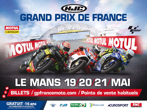 motogp la france deuxi me grand prix le plus populaire. Black Bedroom Furniture Sets. Home Design Ideas