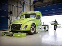 Volvo Trucks: record de vitesse en vue