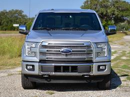 Ford travaille bien sur un F150 hybride