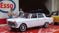Miniature : 1/43ème - SEAT 1400