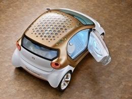 Francfort 2013 - Smart y présentera 2 concepts