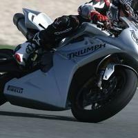 Supersport: Les débuts de Triumph