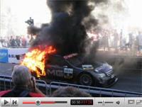 [Vidéo] DTM: Spengler allume le feu ....