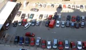 Insolite : le pire parking du monde est en Croatie