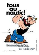Salon nautique de Paris 2009 : la propulsion électrique a le vent en poupe