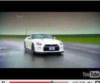 Vidéo Fifth Gear : une Nissan GT-R, une Porsche 911 Turbo et Bruno Senna