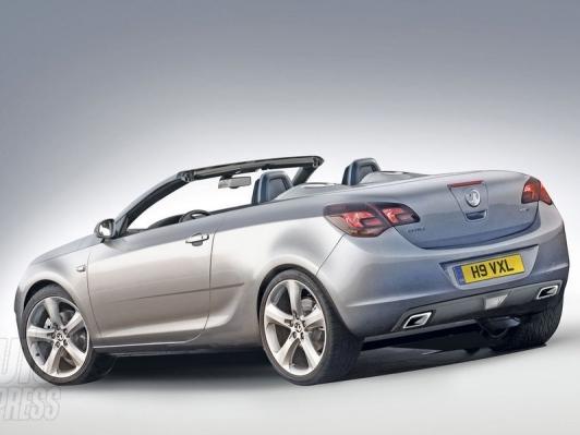Futur : Opel annonce un cabriolet et une citadine chic pour 2013
