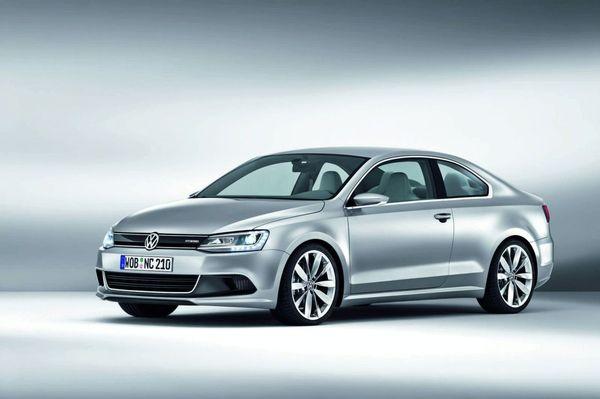 Détroit 2010 : VW NCC (New Compact Coupé), l'autre coupé Golf