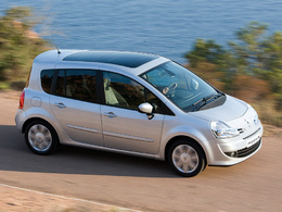 Renault Grand Modus : le losange sort le grand jeu