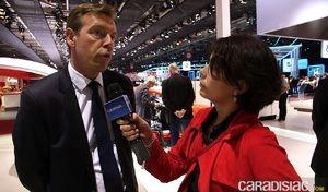 """La question qui fâche à Pascal Ruch, patron de Toyota France: """"Volkswagen, éclaboussé par le scandale de ses Diesel truqués, vient de vous chiper la place de n°1 mondial, n'est-ce pas rageant?"""""""