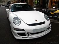 Photo du jour : Porsche 911 GT3