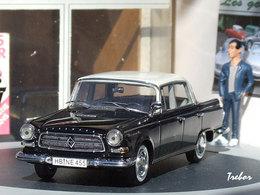 Miniature : 1/43ème - BORGWARD 2.3 (P100)