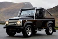 Land Rover Defender SVX: suite de l'anniversaire