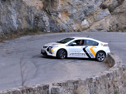 L'Opel Ampera remporte le Monte-Carlo des ėnergies nouvelles