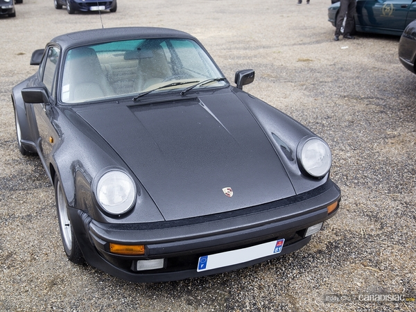 Photos du jour : Porsche 911 930 Turbo