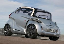 Découvrez le Peugeot BB1 sur le Parvis de la Défense ce week-end !