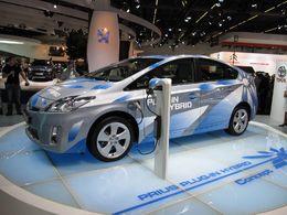 Des Toyota Prius hybrides rechargeables testées à Strasbourg
