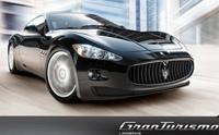 Maserati Granturismo, le site