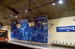 Le métro parisien célèbre l'Année Mondiale de l'Astronomie