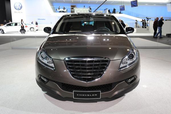 Détroit 2010 : Chrysler Lancia, ils ont osé