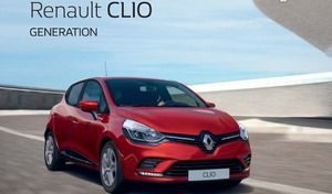 Renault va poursuivre et faire évoluer la Clio 4 en parallèle de la 5