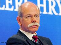 Daimler ne souhaiterait vendre qu'une partie de Chrysler